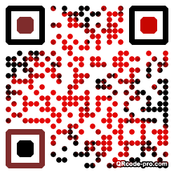 QR code with logo 1Xdr0