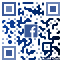 QR code with logo 1Xet0