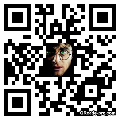 QR Code Design 1XfJ0