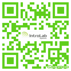 QR code with logo 1Xgd0