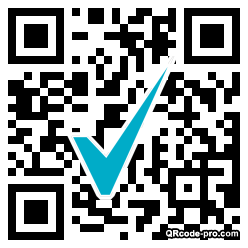 QR code with logo 1XmM0