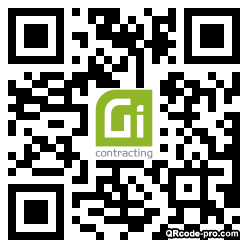 QR code with logo 1XoA0