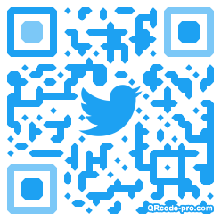 QR code with logo 1XoM0