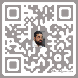 QR code with logo 1Xoe0