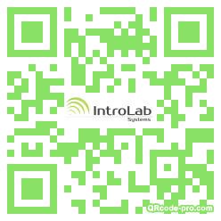 QR code with logo 1Xr10