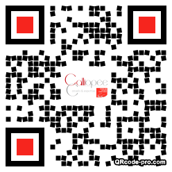 QR code with logo 1XrL0