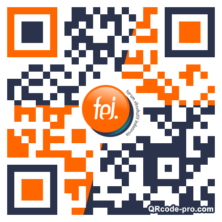 QR code with logo 1XtK0