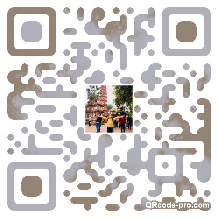 QR code with logo 1XuP0