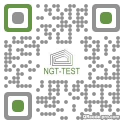 QR code with logo 1Xuc0