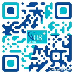 QR code with logo 1Xvn0