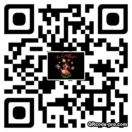 QR code with logo 1Xx70