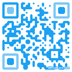QR code with logo 1XxB0