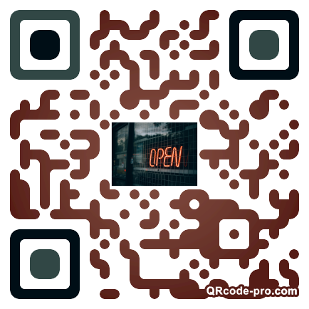 QR code with logo 1XyI0