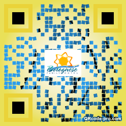 QR code with logo 1Xye0