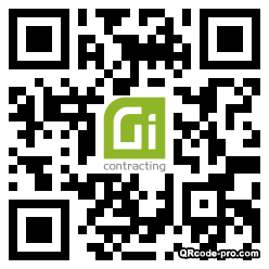 QR code with logo 1XzW0
