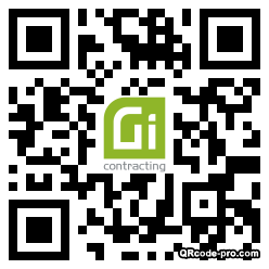 QR code with logo 1XzY0