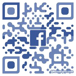 QR code with logo 1Y0Z0