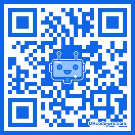 QR code with logo 1Y1T0
