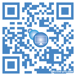 QR code with logo 1Y2s0