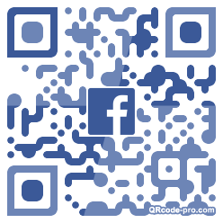 QR code with logo 1Y5D0