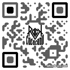 QR code with logo 1Y5s0