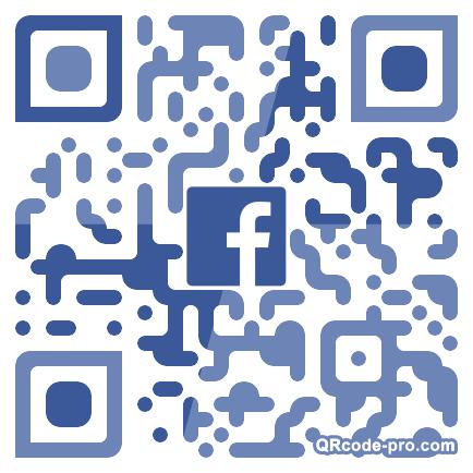 QR code with logo 1Y800