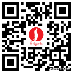 QR code with logo 1Y9s0