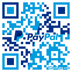 QR code with logo 1YC30