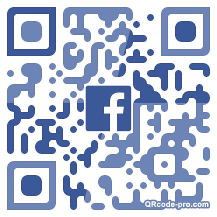 QR code with logo 1YEN0
