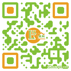 QR code with logo 1YEQ0