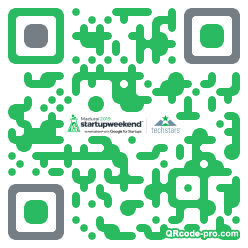 QR code with logo 1YEY0