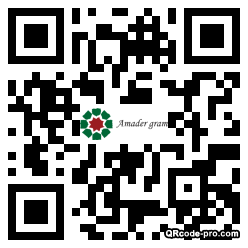 QR code with logo 1YJs0