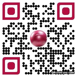 QR code with logo 1YMh0