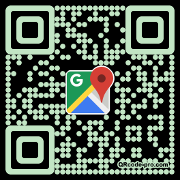 QR code with logo 1YMt0