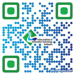QR code with logo 1YMw0