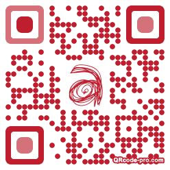 QR code with logo 1YR00