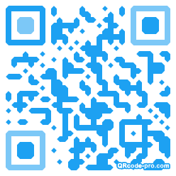 QR code with logo 1YS90