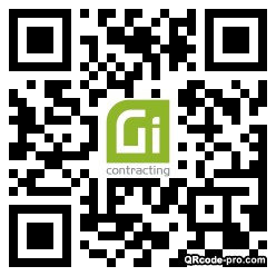 QR code with logo 1YUm0