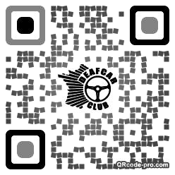 QR code with logo 1YVN0