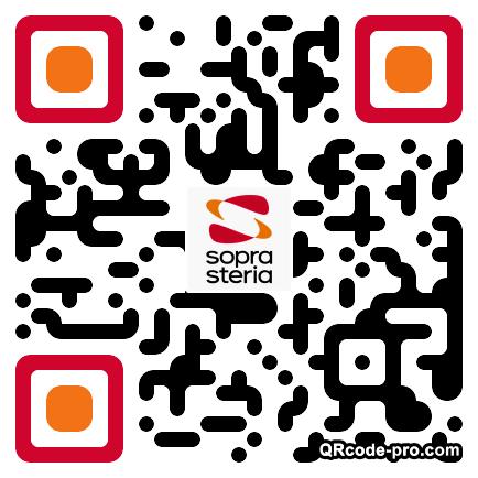 QR code with logo 1YaN0