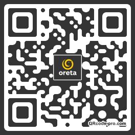 QR code with logo 1Yd80