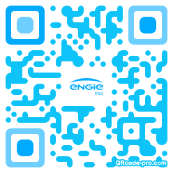 QR code with logo 1Ye00