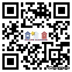 QR code with logo 1Ye40
