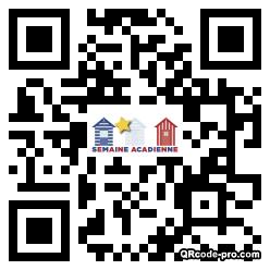 QR code with logo 1Yeb0