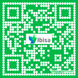QR code with logo 1Yed0
