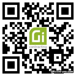 QR code with logo 1Yf00