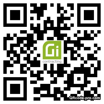 QR code with logo 1Yf90