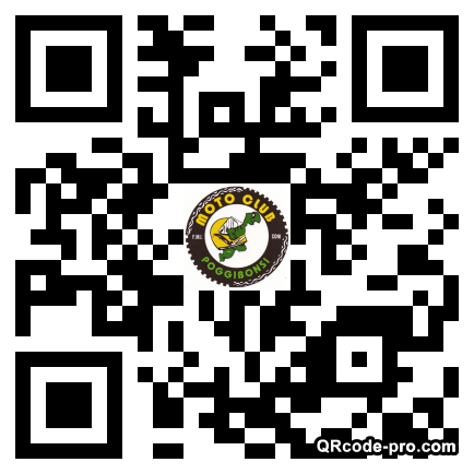 QR code with logo 1Ygc0
