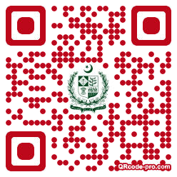QR code with logo 1Yh10
