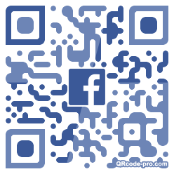 QR code with logo 1Yj10